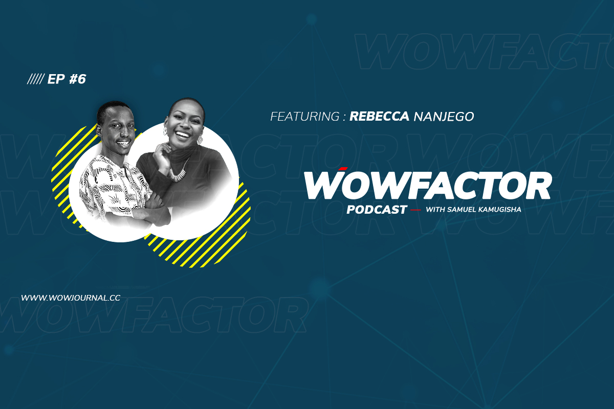 Rebecca Nanjego - WowFactor Podcast - Featured Image