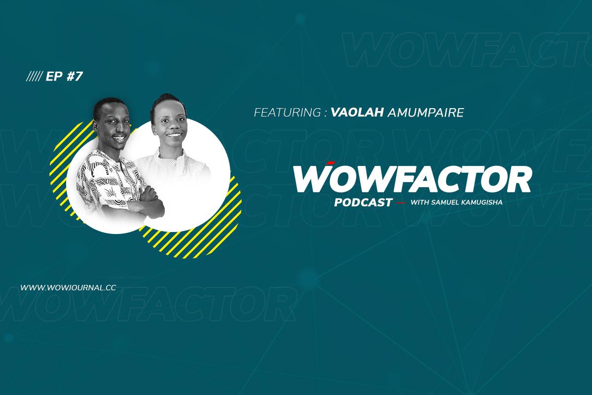 Vaolah Amumpaire - WowFactor - Featured Image