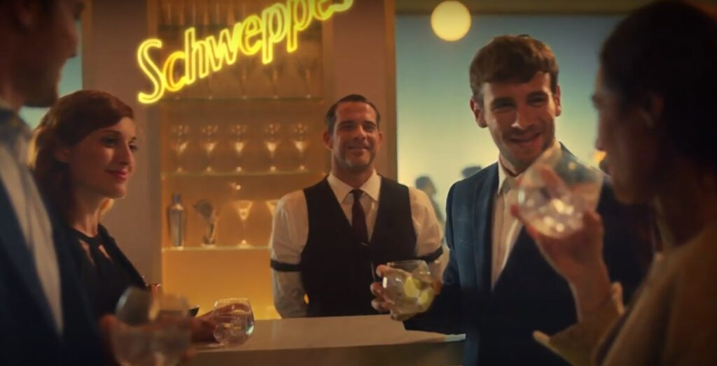 Like Father - Schweppes -2